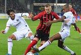 """Freiburg"" įveikė ""Eintracht"" futbolininkus"