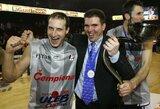 """R.Štelmaheris apie 2005-ųjų pergalę prieš Valensiją: """"Laimėjo vaikinai, kurie turėjo didesnes širdis"""""""