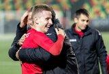 """E.Jankauskas: """"Svarbiausia, kad komanda laimėtų"""""""