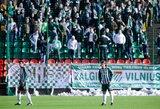 """LFF taurės pusfinalyje laukia bekompromisė kova tarp """"Žalgirio"""" ir """"Atlanto"""""""
