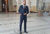 G.Chiellini ruošiasi ateičiai: gynėjas įgijo magistro laipsnį