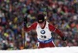 N.Paulauskaitė Europos biatlono čempionate nesužibėjo