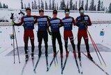 Lietuvos biatlonininkai kukliai pasirodė IBU taurės etapo sprinte