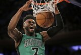 """""""Cavaliers"""" ėmė reikalauti vieno iš jaunųjų """"Celtics"""" talentų"""