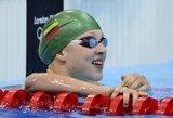 R.Meilutytė pateko į Londono olimpinių žaidynių finalą ir pagerino Europos rekordą!