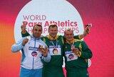Rekordą pagerinęs M.Bilius – pasaulio čempionas!