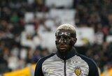 """Susitarimas pasiektas: """"Chelsea"""" paklos 45 mln. eurų už """"Monaco"""" žvaigždę"""