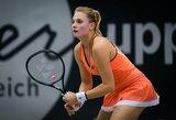 """Skrido be reikalo: po atmestos apeliacijos ukrainietė negalės žaisti """"Australian Open"""" turnyre"""