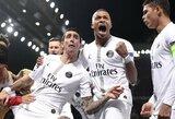 """Po PSG įvarčio A.di Maria liepė """"Man United"""" gerbėjams """"užsičiaupti"""""""