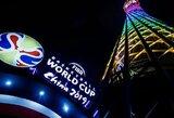 Paaiškėjo šalys, norinčios surengti 2023 metų Pasaulio čempionatą