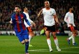 """E.Mangalos raudona kortelė palengvino """"Barcelona"""" gyvenimą Ispanijoje"""