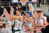 """Su """"Žalgirio"""" apranga Eurolygoje debiutuos tik prieš ketverius metus rimtai krepšinį žaisti pradėjęs """"centras"""""""