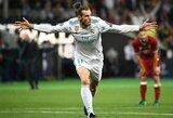 Išgirskite: kaip skirtingi komentatoriai regavo į fantastišką G.Bale'o įvartį Čempionų lygos finale