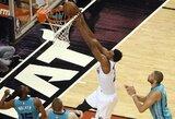 """Įspūdingas puolimas leido """"Heat"""" ekipai palikti dar vieną ryškų pėdsaką klubo istorijoje"""