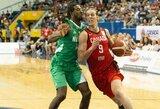 Kanada prarado dar vieną NBA žaidėją