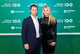 Lietuvos tenisas paminėjo šimtmetį, tarp apdovanotųjų – ir R.Berankis