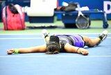 """Neįtikėtina 19-metės pasaka: B.V.Andreescu įveikė pačią S.Williams ir tapo """"US Open"""" čempione!"""