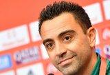 """""""Al Sadd"""" neigia sugrįžimo į """"Barcą"""" gandus: Xavi liks Katare"""