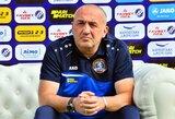 D.Kazlausko klubas turės naują trenerį