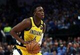 V.Oladipo gali praleisti NBA sezono atnaujinimą