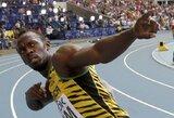Jamaikos sprinteriai įspūdingu triumfu baigė pasaulio lengvosios atletikos čempionatą