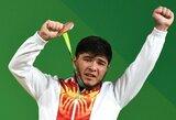 Skandalas: dėl dopingo vartojimo pagautas pirmasis Rio de Žaneiro olimpiados prizininkas