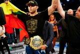 """Pamatykite: J.Anglickas UFC prezidento akivaizdoje """"užsmaugė"""" amerikietį!"""