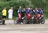 """Centrinės Europos motobolo lygoje – antra """"Mildos"""" nesėkmė"""