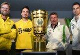 Apžvalga: Vokietijos taurės finalas