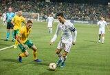 Serbija ruošia Lietuvos futbolininkams įspūdingą premiją, jei šie atims taškus iš portugalų