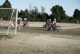 """Skuodo """"Bartuvos"""" motobolininkai iš turnė po Baltarusiją grįžo su vienu tašku"""