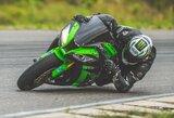 """BMA į """"Nemuno žiedą"""" sugrąžino Estijos motociklininkus"""