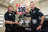 B.Vanagas sužinojo savo startinį numerį Dakaro lenktynėse