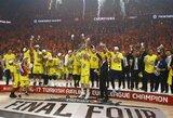 Eurolygos čempionai Turkijoje turės savo parką