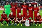 """""""Liverpool"""" surengs žaidėjų išpardavimą: sąraše – šešios pavardės"""