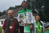 Olimpietis R.Račinskas – per žingsnį nuo pasaulio rekordo