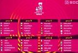 Burtai mesti – paaiškėjo Lietuvos mažojo futbolo rinktinės varžovai pasaulio čempionate