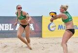 3 žvaigždučių serijos turnyre Malaizijoje Lietuvos paplūdimio tinklininkai neįveikė kvalifikacijos