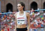 Rusijos lengvosios atletikos federacija sulaukė didelės baudos, tik 10 atletų galės gauti neutralų statusą Tokijo olimpiadoje