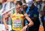 Europos 10 km bėgimo taurės varžybose lietuviai gerino asmeninius rekordus