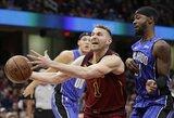 """Dar vienas NBA žaidėjas keliasi į Eurolygą: N.Stauskas rungtyniaus """"Baskonia"""" gretose"""