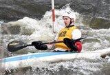 Lietuvos baidarių slalomo meistrai pasaulio čempionate į pusfinalį nepateko