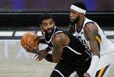 """""""Nets"""" ir be K.Duranto sutriuškino varžovus"""
