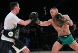 """J.Kavanagh: """"C.McGregorui vėl grįžo noras kovoti"""""""