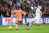 """Prancūzija: """"Lyon"""" sutriuškino mažumoje likusius """"Marseille"""""""