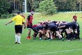 Regbio sezono starte – intriguojantis Vilniaus derbis dėl taurės