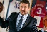Krepšinio rėmėjas A.Guoga sužibėjo Europos Parlamento rinkimuose