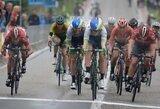 Dviračių lenktynėse Belgijoje lietuvės aplenkė olimpines ir pasaulio čempiones