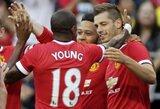 """""""Manchester United"""" sužinojo galimus varžovus Čempionų lygos atrankoje"""