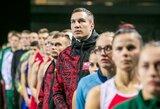 Olimpinėje atrankoje suklupusio boksininko T.Tamašausko žinutė: apmaudas, širdinga padėka žmonai ir karantino planas